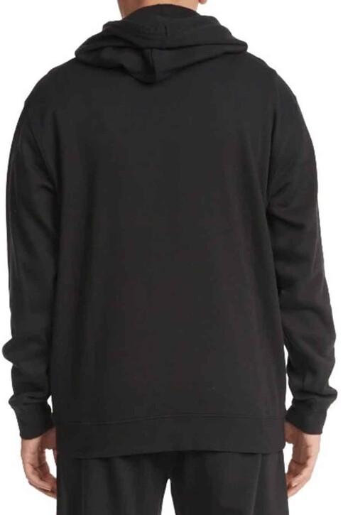 DC SHOES Sweaters met kap zwart ADYFT03315KVJ0_KVJ0 BLACK img2