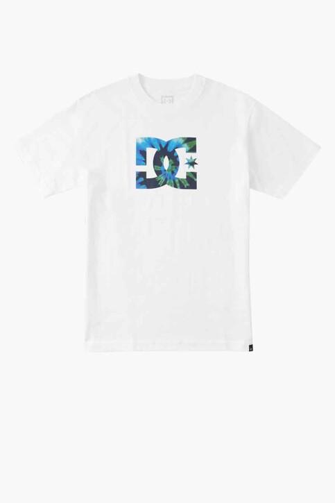 DC SHOES T-shirts (korte mouwen) wit ADYZT04885WBB0_WBB0 WHITE img1