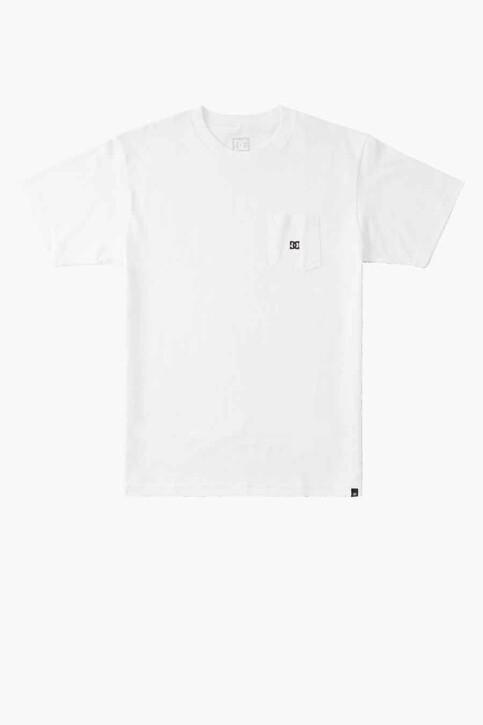 DC SHOES T-shirts (korte mouwen) wit ADYZT04888WBB0_WBB0 WHITE img1