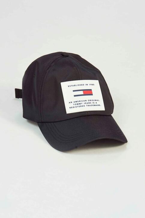 Tommy Hilfiger Petten zwart AM0AM04495002_002 BLACK img1