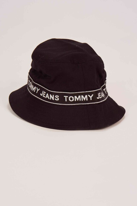Tommy Hilfiger Hoeden zwart AM0AM04913002_002 BLACK img1