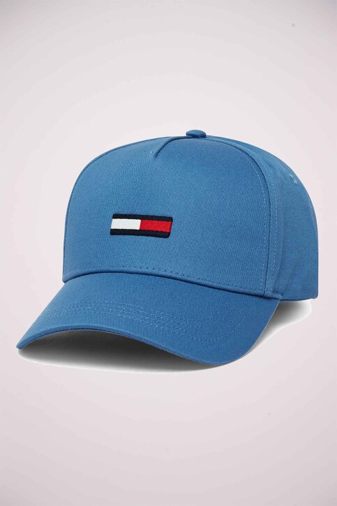 Tommy Hilfiger Casquettes bleu AM0AM05190_DUTCH BLUE img1
