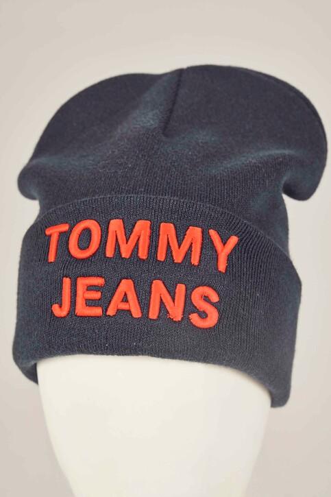 Tommy Hilfiger Mutsen blauw AM0AM05205_901 CORPORATE img2