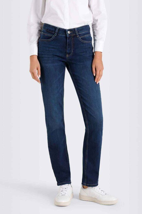 MAC Jeans straight MID BLUE DENIM ANGELA MAC_D845NEW BASIC img1