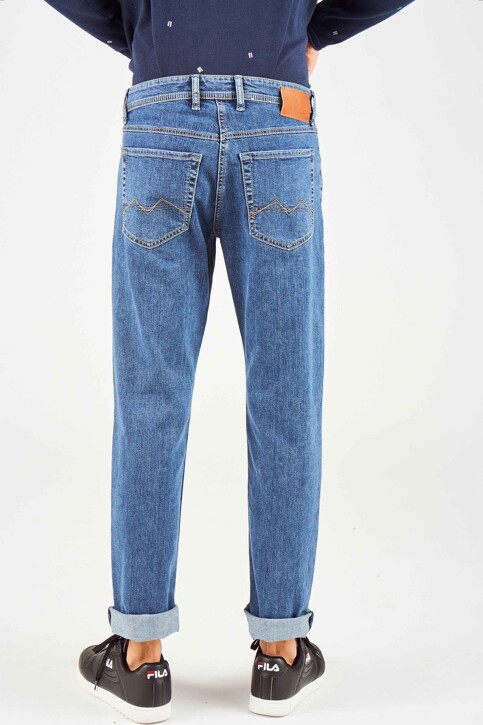 MAC Jeans straight denim ARNE_H510STONEWASH img3