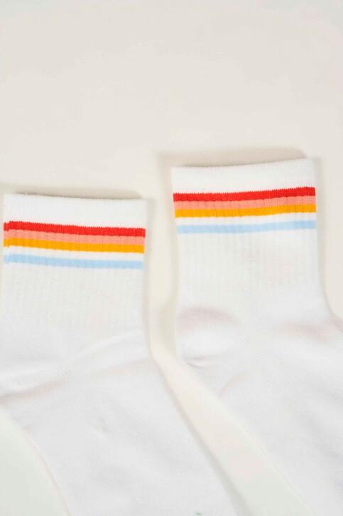 TALLY WEIJL Sokken wit ASOMULTIC_WHITE img2