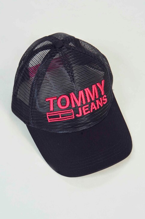 Tommy Hilfiger Casquettes noir AW0AW06668_902 BL IRIS FUS img1