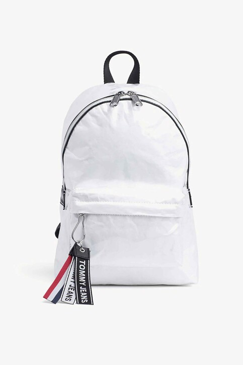 Tommy Hilfiger Rugzakken wit AW0AW07065104_104 BRIGHT WHIT img1