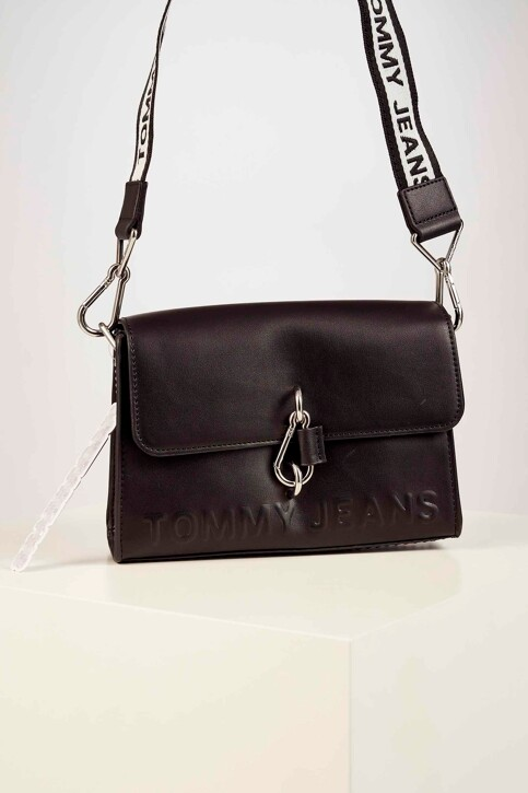 Tommy Hilfiger Sacoches noir AW0AW07642_BDS BLACK img1