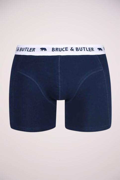 Bruce & Butler Boxers bleu BB BOXER_NAVY img1