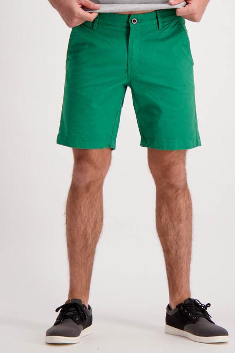 Bruce & Butler Shorts groen BB DALLAS_GREEN img1
