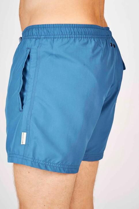 Bruce & Butler Zwembroeken blauw BRB191MT 007_ELECTRIC BLUE img3