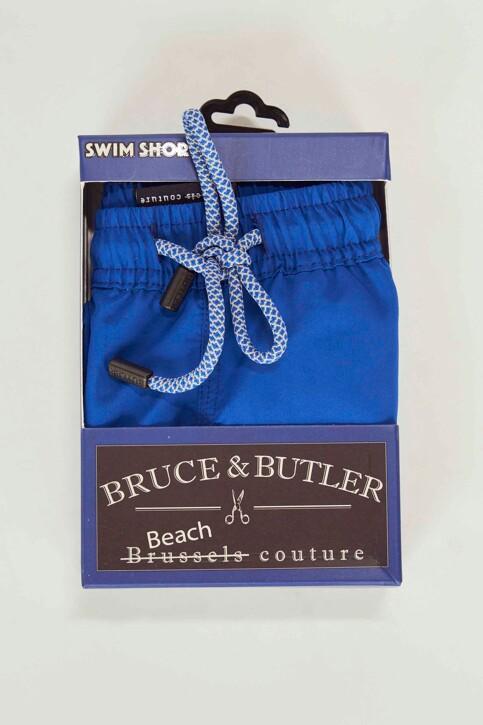 Bruce & Butler Zwembroeken blauw BRB191MT 007_ELECTRIC BLUE img4