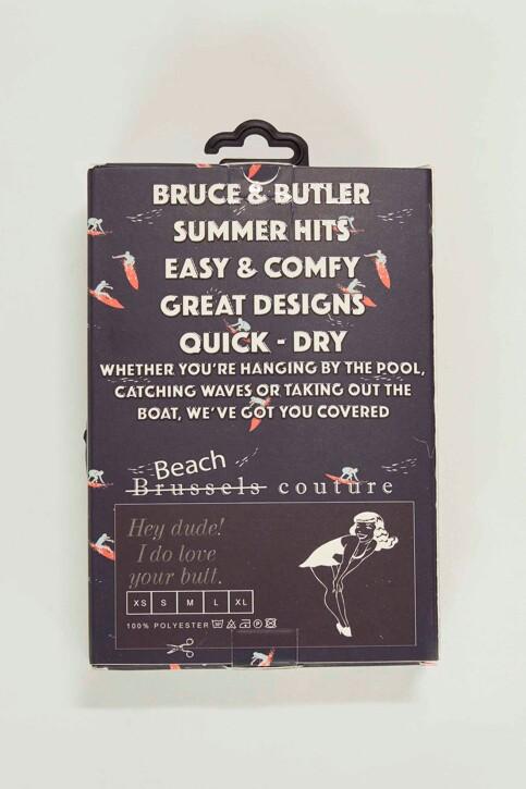 Bruce & Butler Zwembroeken multicolor BRB191MT 008_SURFER img5