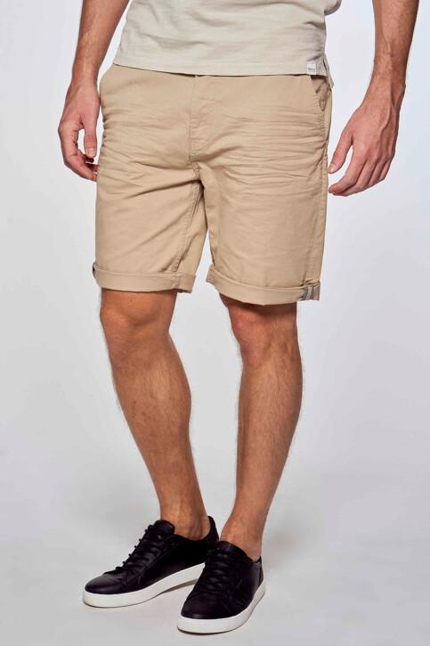 Bruce & Butler Shorts beige BRB213MT 012_SAND img2