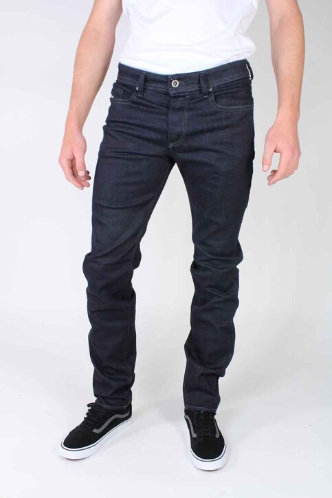 DIESEL Jeans slim denim BUSTER_0607ABLUE img1