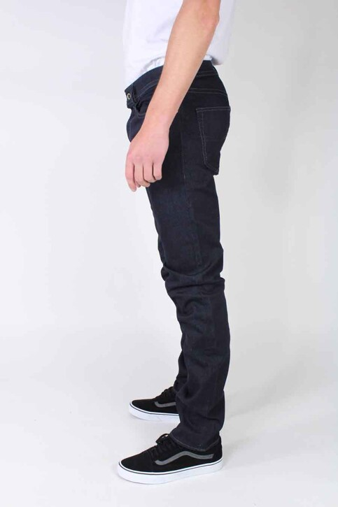 DIESEL Jeans slim denim BUSTER_0607ABLUE img2
