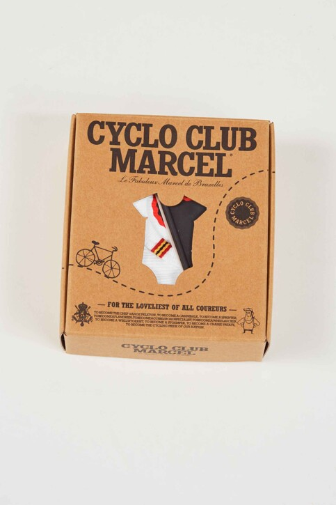 Cyclo Club Marcel Cache-couche blanc CCM184WT 001_WHITE img2