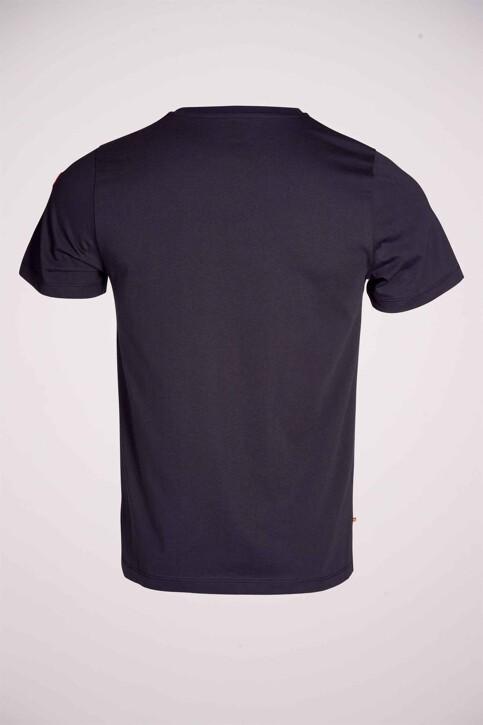 Cyclo Club Marcel T-shirts (korte mouwen) blauw CCM211MT 005_NAVY BLAZER img5