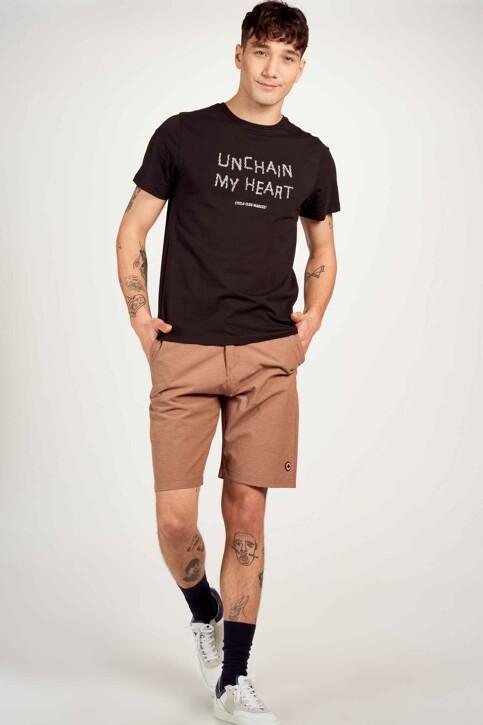 Cyclo Club Marcel T-shirts (korte mouwen) zwart CCM211MT 021_BLACK img2