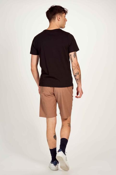 Cyclo Club Marcel T-shirts (korte mouwen) zwart CCM211MT 021_BLACK img3