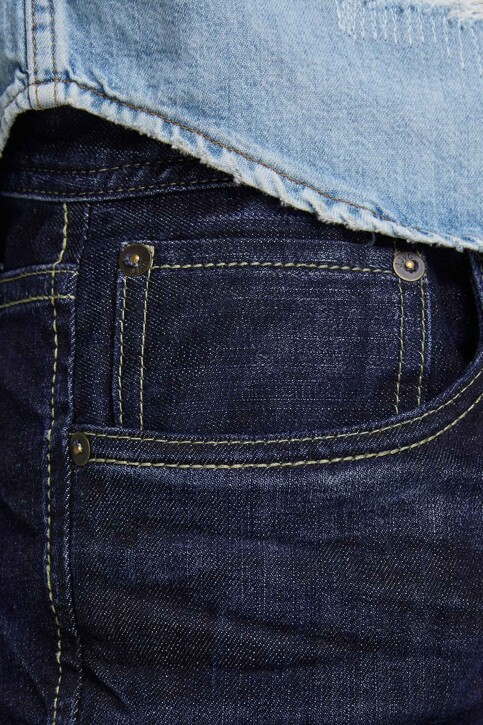 JACK & JONES JEANS INTELLIGENCE Jeans straight denim CLARK ORIGINAL VINT_JOS 318 img7