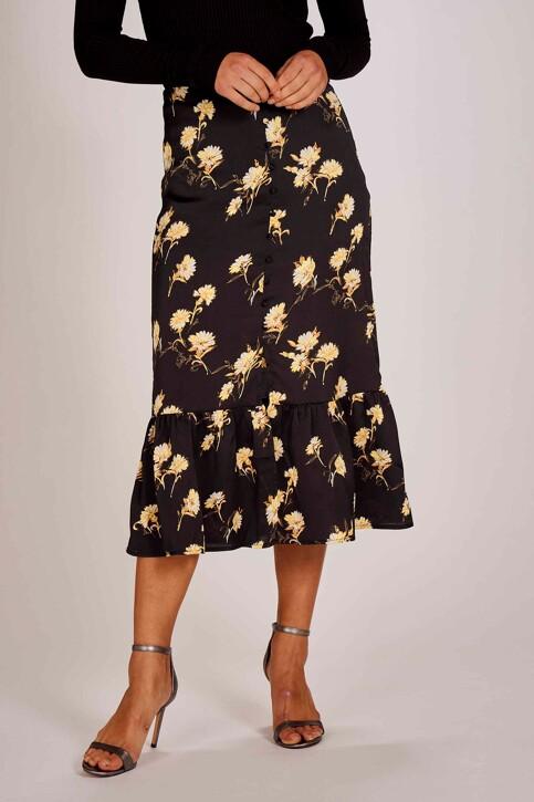 Clouds of Fashion Jupes 3/4 noir COF201WT 009_BLACK img6