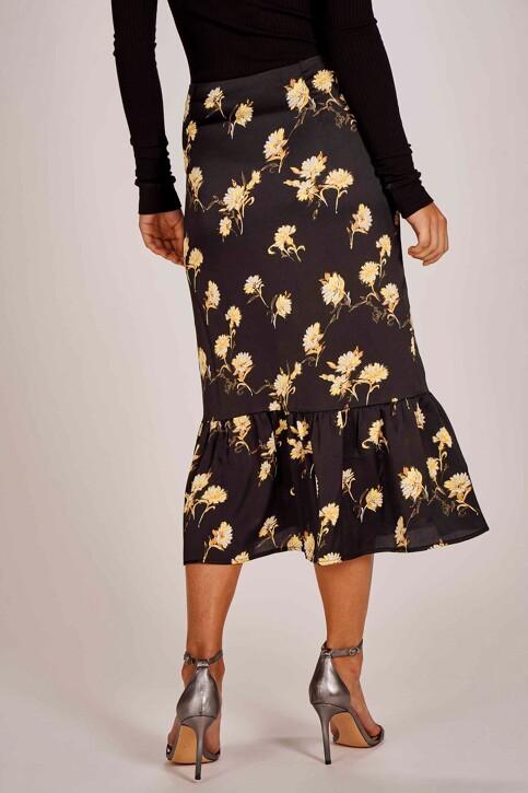 Clouds of Fashion Jupes 3/4 noir COF201WT 009_BLACK img7