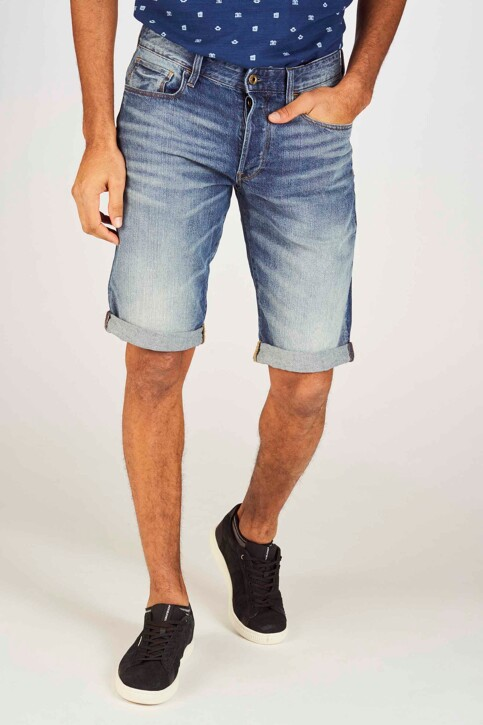 G-Star RAW Denim shorts denim D074328973_MEDIUM AGED 071 img1