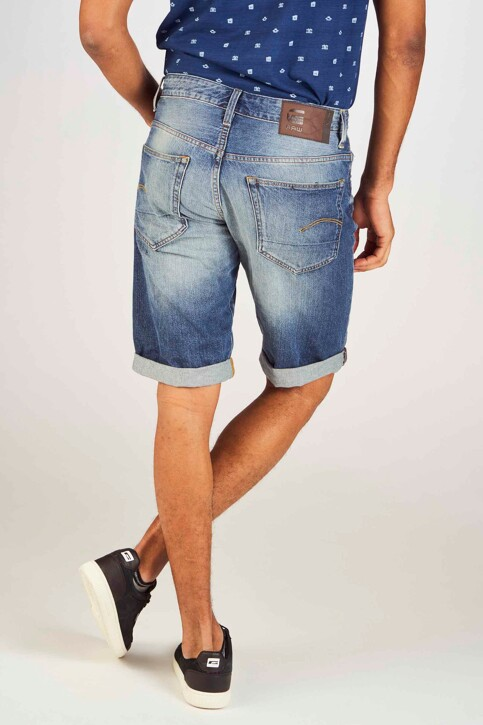 G-Star RAW Denim shorts denim D074328973_MEDIUM AGED 071 img3