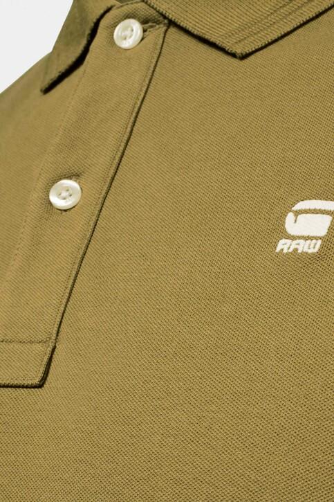 G-Star RAW Polo's groen D115955864C620_C620 LIGHT ANTI img3
