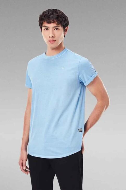 G-Star RAW T-shirts (korte mouwen) blauw D163962653C260_C260 DELTA BLUE img1