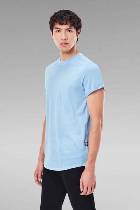 G-Star RAW T-shirts (korte mouwen) blauw D163962653C260_C260 DELTA BLUE img2