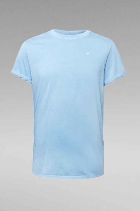 G-Star RAW T-shirts (korte mouwen) blauw D163962653C260_C260 DELTA BLUE img4