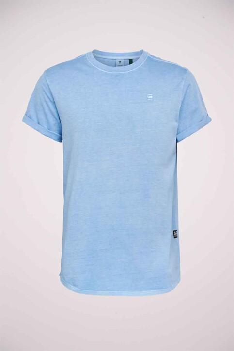G-Star RAW T-shirts (korte mouwen) blauw D163962653C260_C260 DELTA BLUE img5
