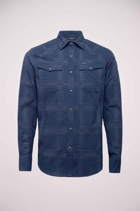 G-Star RAW Hemden (lange mouwen) blauw D18952C649C311_C311 EMPERIAL B img3