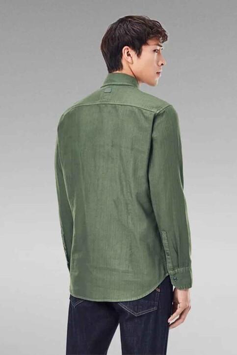 G-Star RAW Hemden (lange mouwen) groen D189637647C249_C249 COMBAT img2