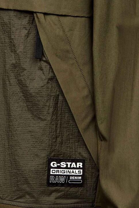 G-Star RAW Jassen (kort) groen D19178A790723_723 COMBAT img7