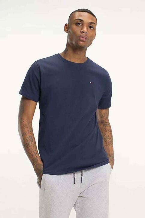 Tommy Hilfiger T-shirts (manches courtes) bleu DM0DM04411002_002BLACK IRIS img1
