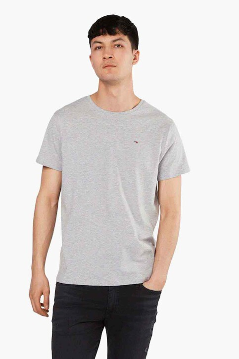 Tommy Hilfiger T-shirts (manches courtes) gris DM0DM04411038_038LIGHT GREY img1