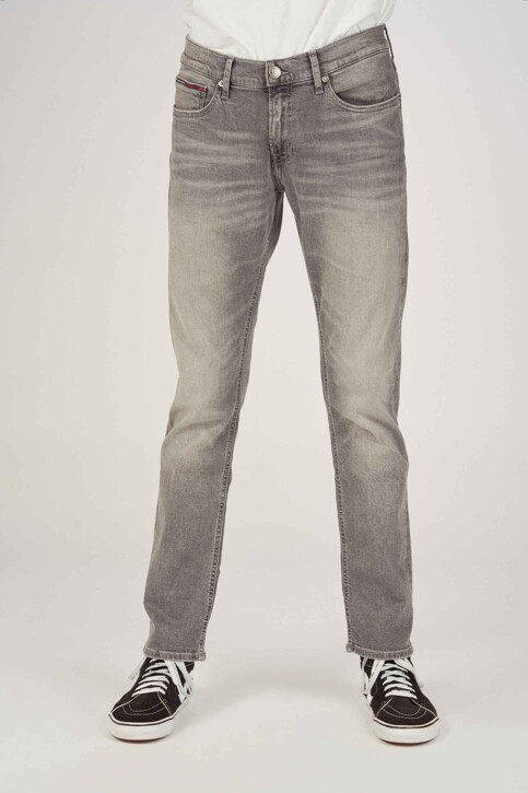 Tommy Hilfiger Jeans slim grijs DM0DM05864_911DYN MLT GR img1