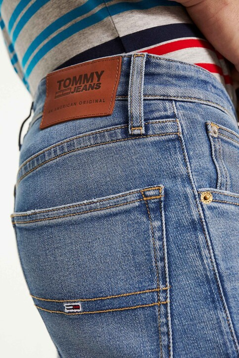 Tommy Hilfiger Jeans straight denim DM0DM07301_1AB SPRUCE LIGH img5