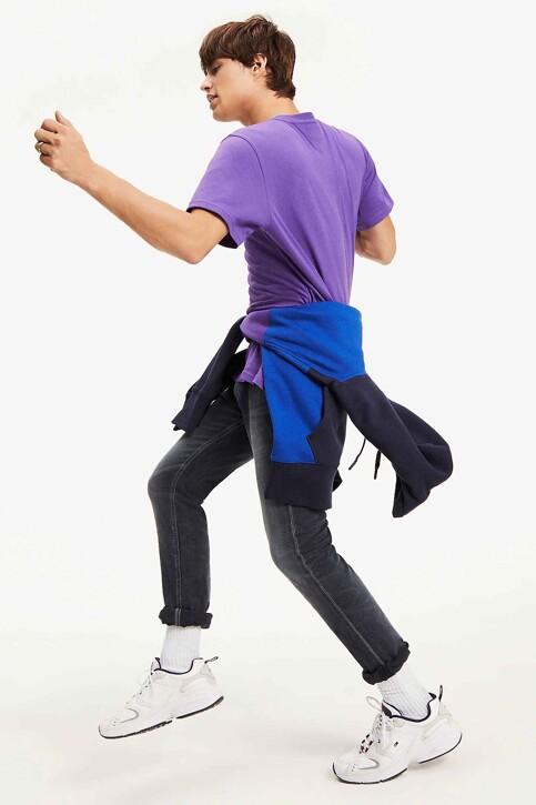 Tommy Hilfiger Jeans slim grijs DM0DM07308_1BZ DURBAN DK B img2