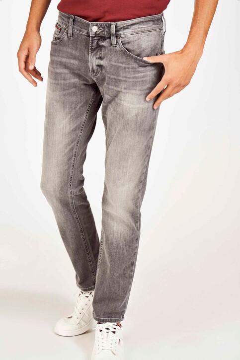 Tommy Hilfiger Jeans slim grijs DM0DM07329_1BZ NOSTRAND DK img1