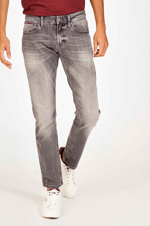 Tommy Hilfiger Jeans slim grijs DM0DM07329_1BZ NOSTRAND DK img5