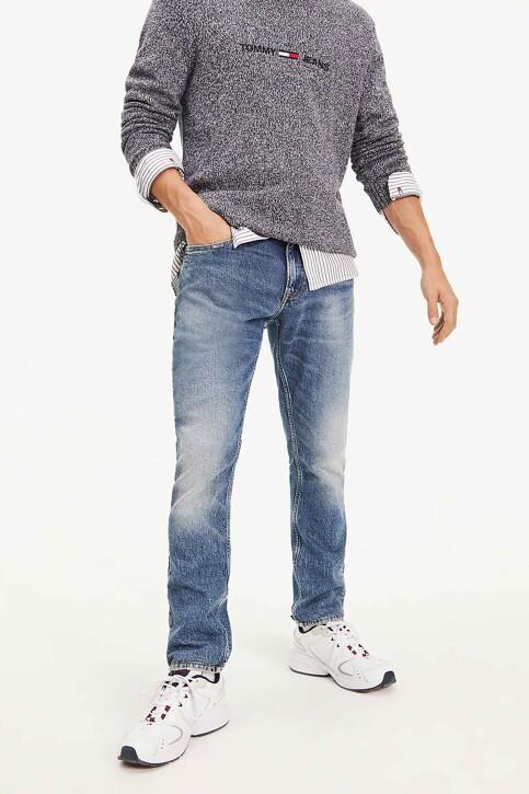 Tommy Hilfiger Jeans slim denim DM0DM07345_1AB CLARK MID B img1