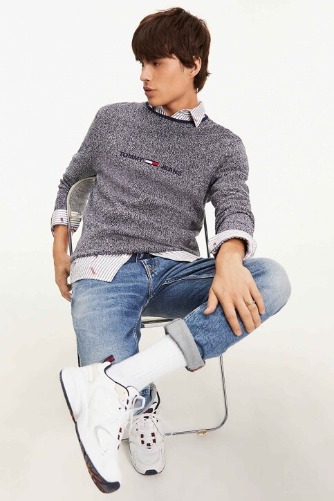 Tommy Hilfiger Jeans slim denim DM0DM07345_1AB CLARK MID B img2