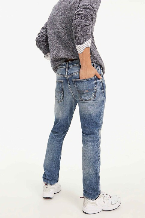 Tommy Hilfiger Jeans slim denim DM0DM07345_1AB CLARK MID B img3