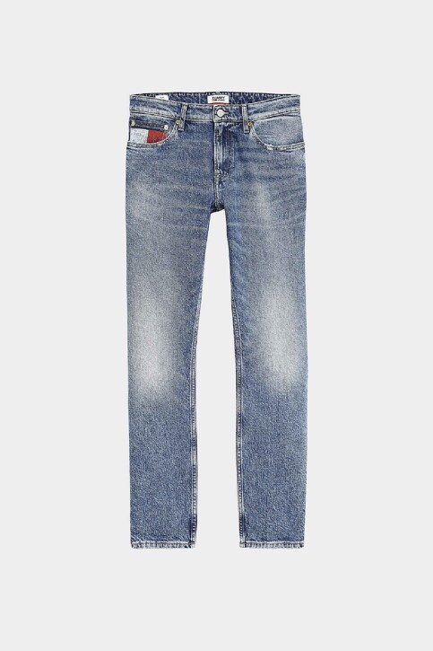 Tommy Hilfiger Jeans slim denim DM0DM07345_1AB CLARK MID B img5
