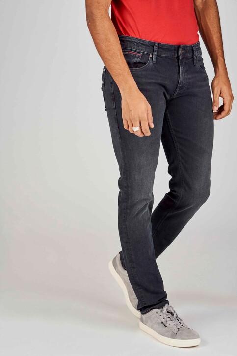 Tommy Hilfiger Jeans slim gris DM0DM07521_1BK DYN UNION D img1